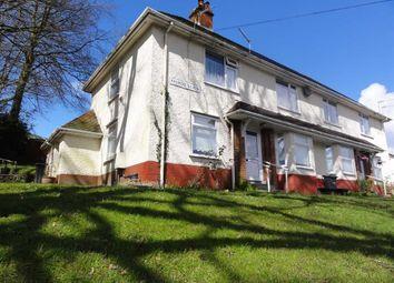 Thumbnail 1 bed flat for sale in Ffordd Silkin, Pontardawe, Swansea