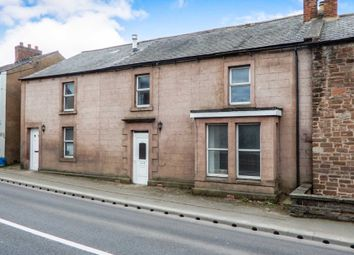 Thumbnail 3 bed end terrace house for sale in Oak View, Warwick Bridge, Carlisle, Cumbria