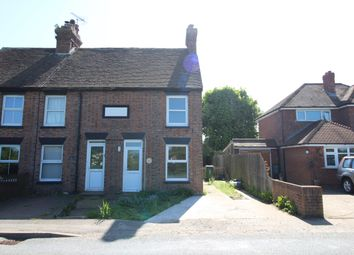 Thumbnail 2 bed end terrace house to rent in B2080, Brenzett