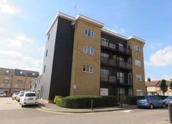 Thumbnail 2 bed flat for sale in Langton House, London Road, West Thurrock
