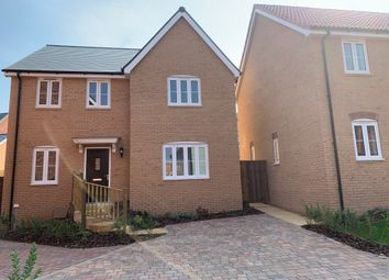 Thumbnail 4 bedroom detached house for sale in Elms Croft, Rodbridge Hill, Long Melford, Sudbury