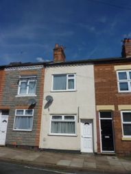 Thumbnail 3 bed terraced house to rent in Vaughan Street, Leicester