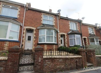 Thumbnail 2 bed terraced house to rent in Elmbank Road, Paignton