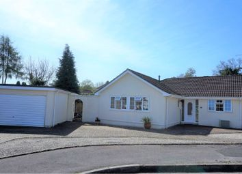 Thumbnail 3 bed detached bungalow for sale in The Chase, Verwood