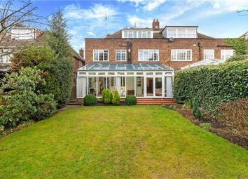 Thumbnail 5 bedroom property to rent in Boundary Road, St John's Wood, London