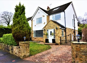 Thumbnail 5 bed detached house for sale in Heather Gardens, Scarcorft