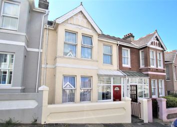 Thumbnail 3 bed terraced house to rent in Holland Road, Peverell, Plymouth, Devon