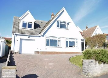 Thumbnail 3 bed detached house for sale in Cambridge Gardens, Mumbles, Swansea