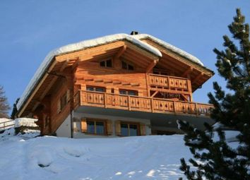 Thumbnail 5 bed property for sale in Family Chalet, Veysonnaz, Valais