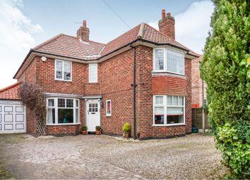 Thumbnail 4 bedroom detached house for sale in Beckfield Lane, York