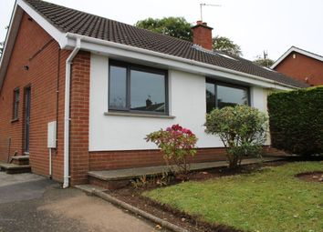 Thumbnail 2 bed semi-detached house for sale in Heathermount Court, Comber, Newtownards
