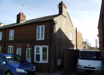 Thumbnail 3 bed end terrace house for sale in The Common, Stokenchurch, High Wycombe
