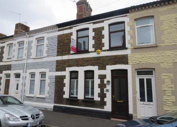 Thumbnail 2 bed terraced house for sale in Seymour Street, Splott, Cardiff