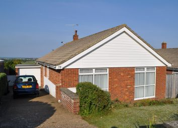Thumbnail 3 bed detached bungalow for sale in Burton Road, Eastbourne