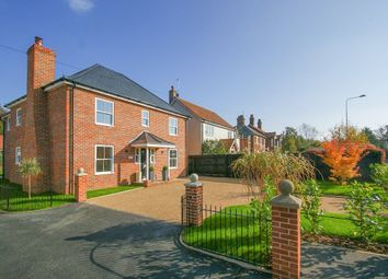 Thumbnail 4 bedroom detached house for sale in Saxmundham Road, Aldeburgh