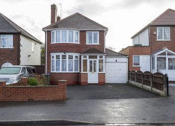 Thumbnail 3 bed detached house for sale in Queens Drive, Rowley Regis