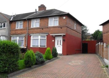 Thumbnail 3 bed property to rent in Lockwood Road, Northfield, Birmingham