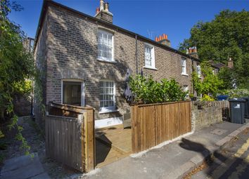 Thumbnail 2 bed end terrace house to rent in Vine Place, London