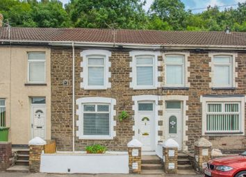 Thumbnail 3 bedroom terraced house for sale in Pontshonnorton Road, Pontypridd