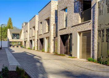 Thumbnail 3 bed terraced house for sale in Athena, Eddington Avenue, Cambridge