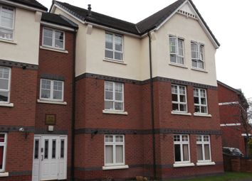 Thumbnail 2 bed flat to rent in Alexandra Mews, Tamworth Staffordshire