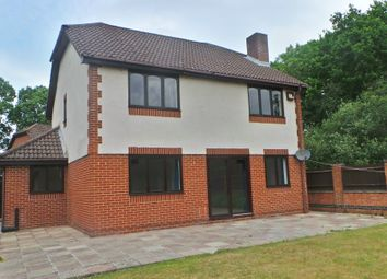 Thumbnail 4 bed detached house to rent in Gifford Close, Fareham