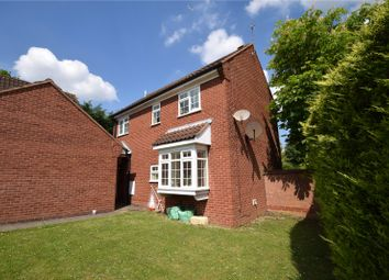 Thumbnail 4 bed link-detached house to rent in Bedfordshire Way, Wokingham, Berkshire