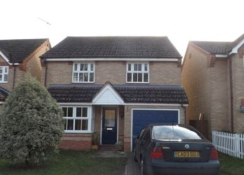 Thumbnail 3 bedroom property to rent in Buttercup Close, Thetford