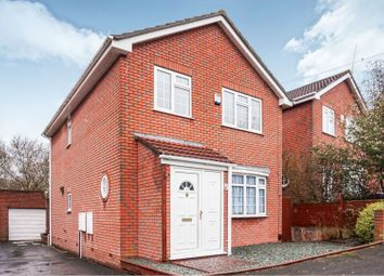 Thumbnail 4 bedroom detached house for sale in Ansteys Road, Hanham