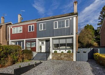 Thumbnail 3 bed semi-detached house for sale in Southview Drive, Bearsden, Glasgow, East Dunbartonshire
