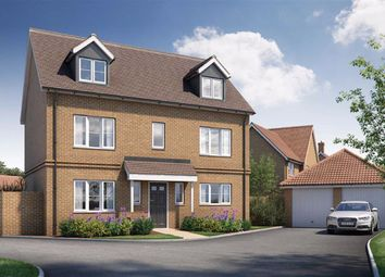 Lower Road, Stoke Mandeville, Aylesbury HP22. 5 bed detached house for sale