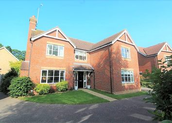 Thumbnail 5 bed property for sale in Brettenham Crescent, Ipswich