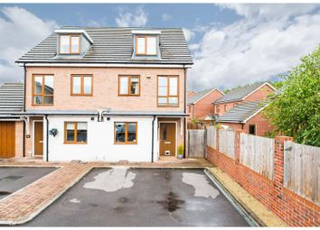Thumbnail 3 bed semi-detached house for sale in Highpath Way, Limes Park, Basingstoke