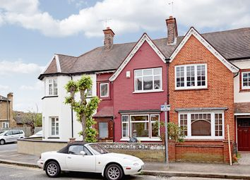 Thumbnail 3 bed end terrace house to rent in Milner Road, London