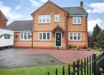 Thumbnail 4 bedroom detached house for sale in Bronze Close, Nuneaton, Warwickshire