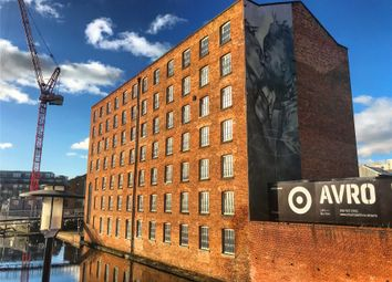 Thumbnail 3 bed flat for sale in Avro, Binns Place, Manchester