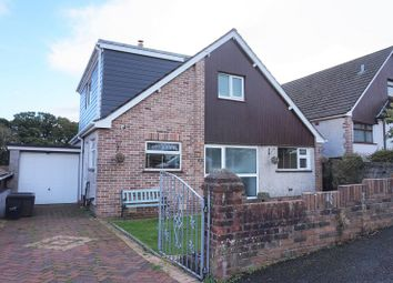 Thumbnail 3 bed detached house for sale in Graham Avenue, Pen-Y-Fai, Bridgend, Bridgend County.