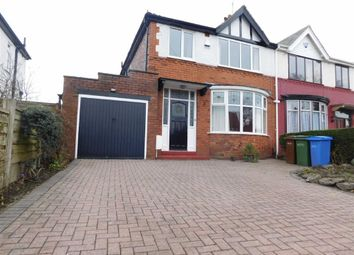 Thumbnail 3 bedroom semi-detached house to rent in Cross Lane, Marple, Stockport