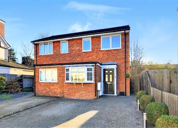 3 bed semi-detached house for sale in Bromley Gardens, Shortlands, Bromley BR2