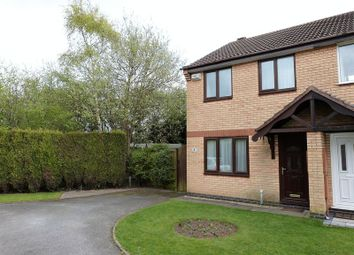 Thumbnail 3 bed semi-detached house to rent in Christopher Close, Ibstock