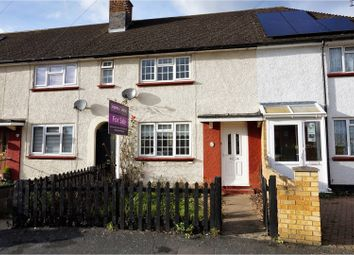 Thumbnail 3 bed terraced house for sale in Ross Crescent, Watford