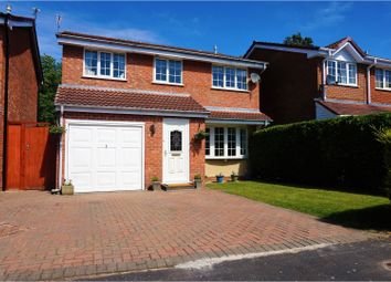 Thumbnail 4 bed detached house for sale in Mainwaring Drive, Wilmslow