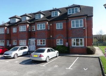 Thumbnail 2 bed flat for sale in Signal Court, Lightfoot Street, Hoole, Chester