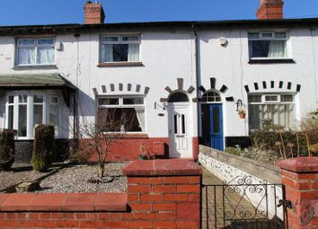 Thumbnail 2 bedroom terraced house for sale in Sefton Street, Whitefield, Manchester