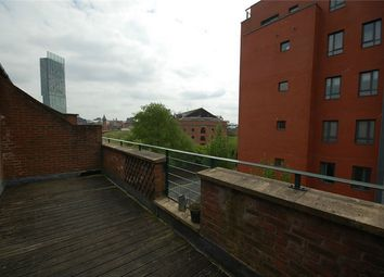 Thumbnail 2 bed flat to rent in 4 Slate Wharf, Manchester, UK