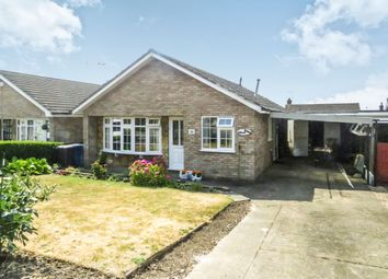 Thumbnail 2 bed detached bungalow for sale in Ferry Road, Fiskerton, Lincoln