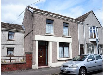 Thumbnail 3 bed terraced house for sale in Woodlands Road, Loughor