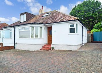 Thumbnail 3 bed semi-detached bungalow for sale in Braeside Avenue, Patcham, Brighton, East Sussex