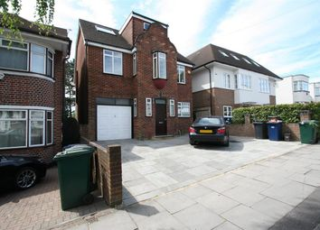 Thumbnail 6 bed detached house to rent in Green Walk NW4, Hendon