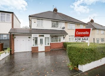 Thumbnail 3 bedroom semi-detached house for sale in Wychbury Road, Finchfield, Wolverhampton